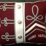 Band uniform pillow