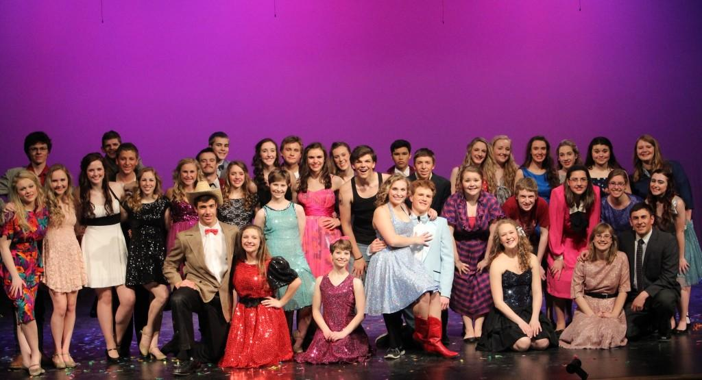 The Cast of Footloose