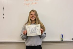 Faith Anton Placed 1st in IHSPA Class A Feature Story. Read it here: http://themustangmoon.com/?p=4630