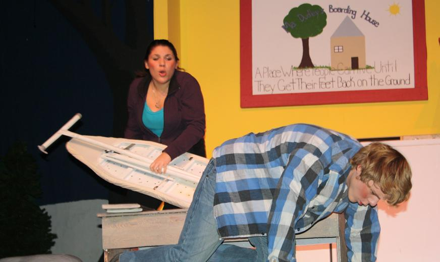 Fall Play 'Almost, Maine' premieres tonight