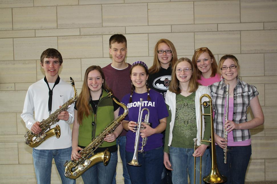 Musicians Score Well at Contest