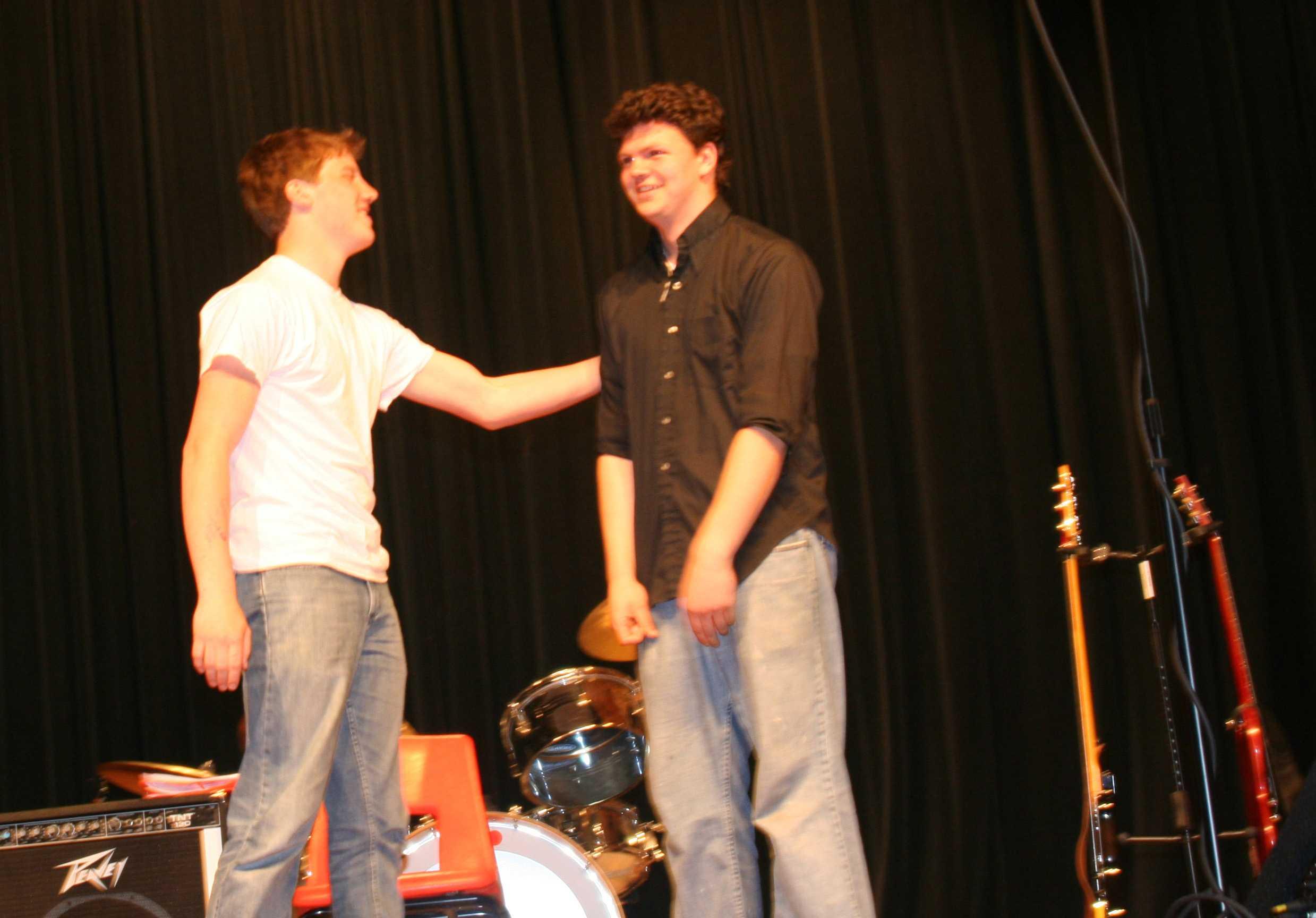 Seamus and Zak's Duet