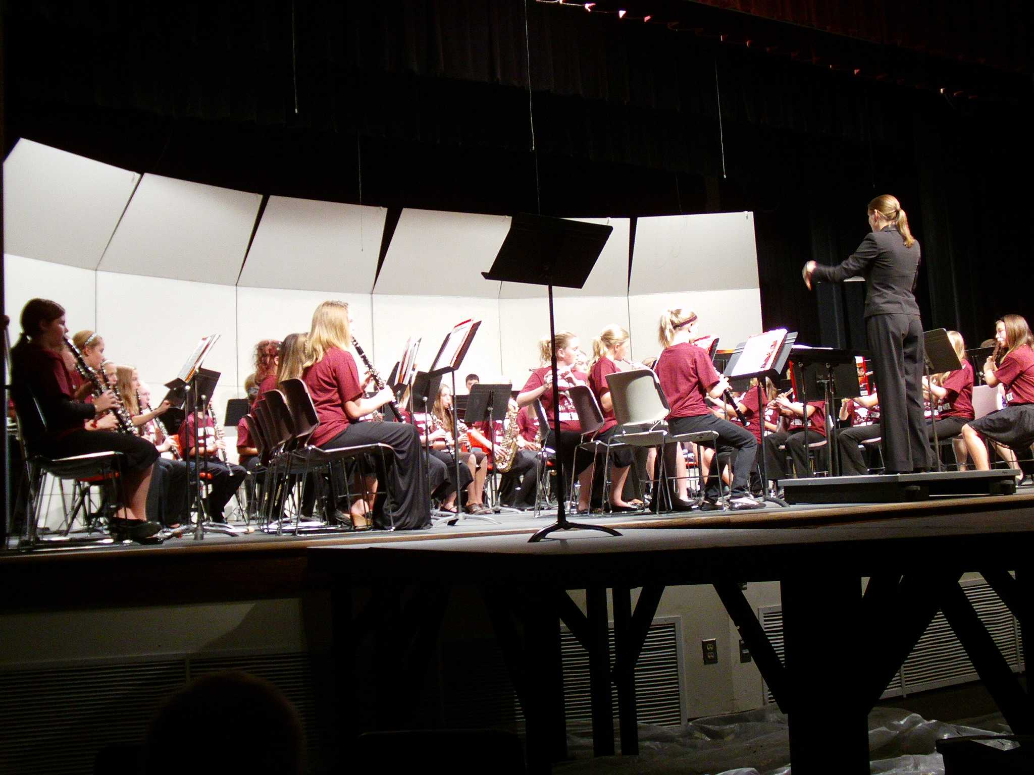 Middle School Band Concert Video