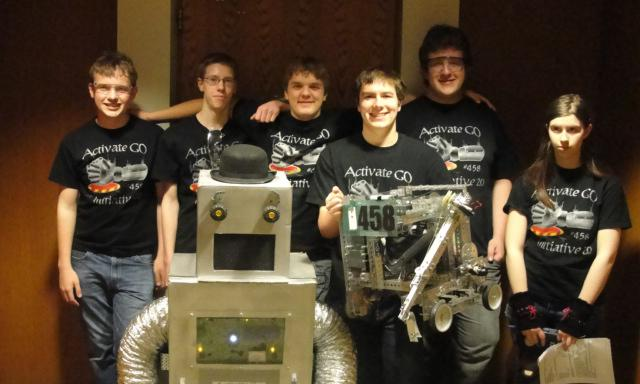 Both Robotics Teams, Activate Go Initiative!  and Classified, to Compete at World Championships