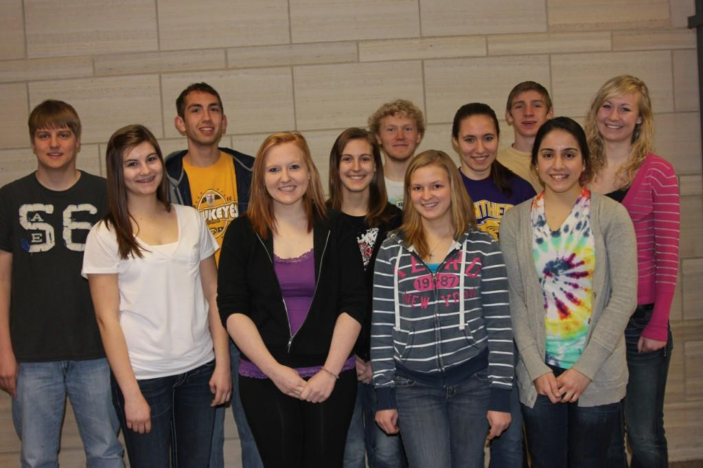 Academic Decathlon Team Places Fourth at State