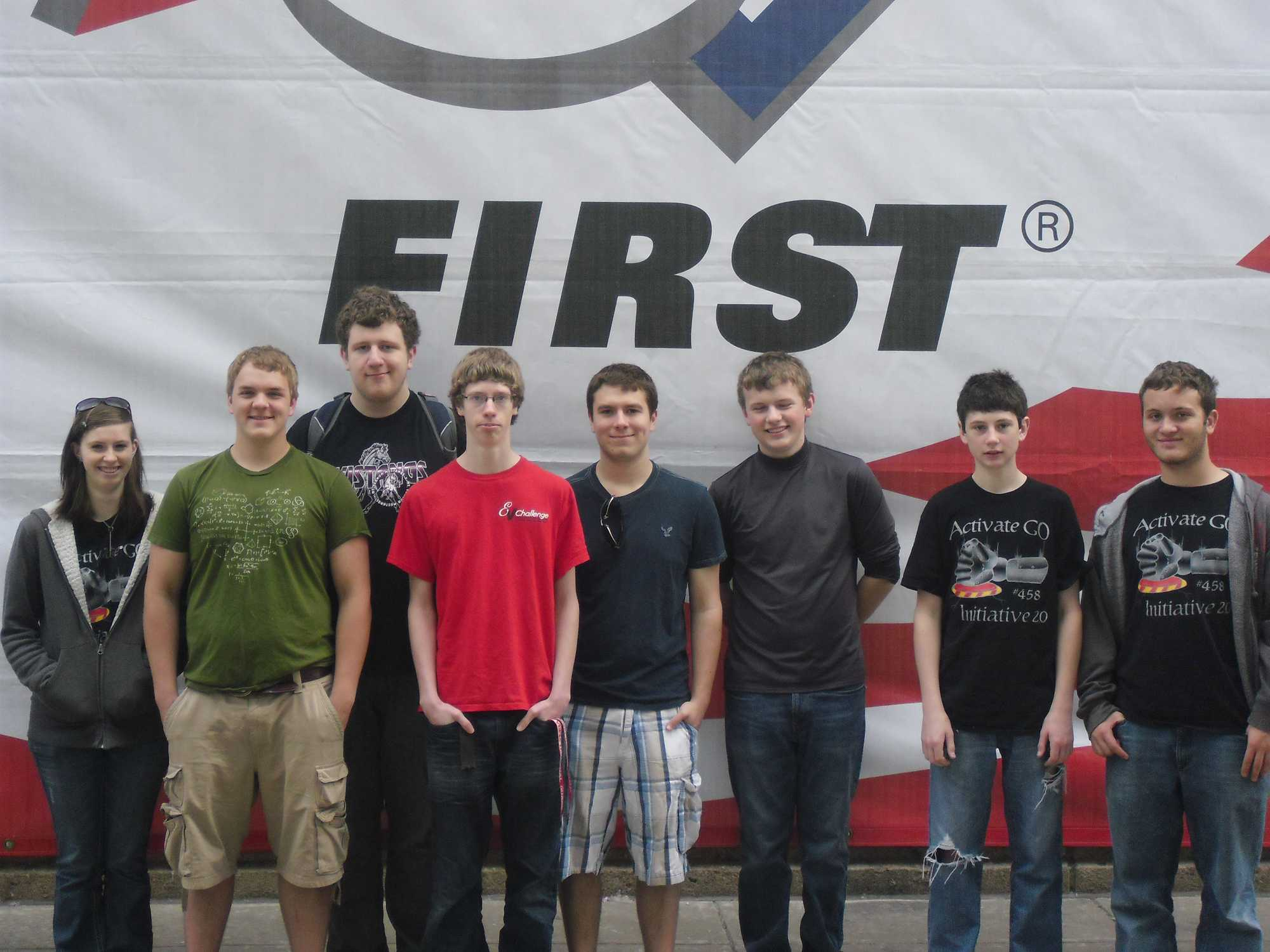 Robotics Teams Compete Well at Worlds