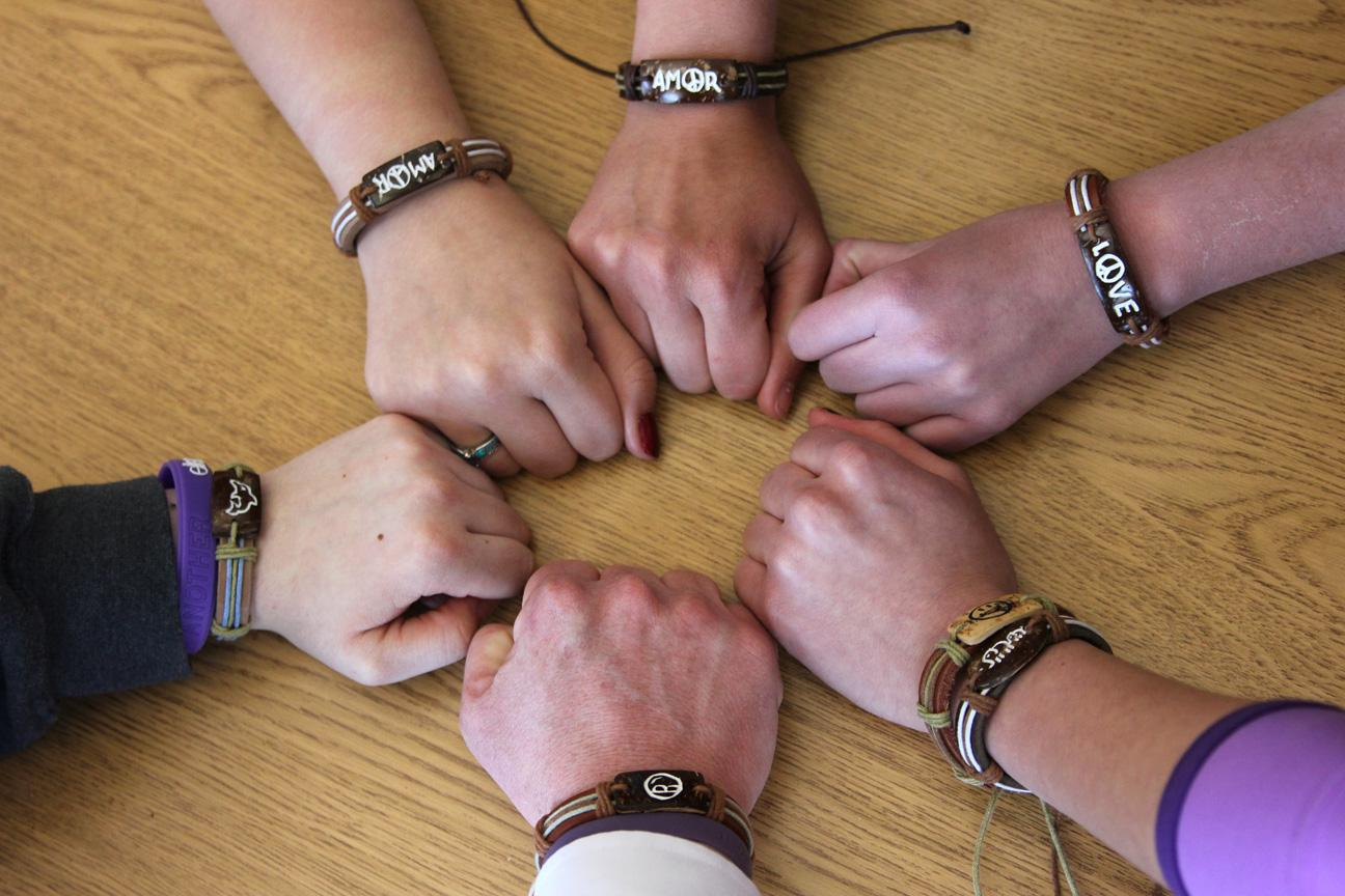 YUDA Bands Sold to Fund Education