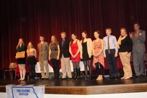 Mount Vernon Hosts State Academic Decathlon