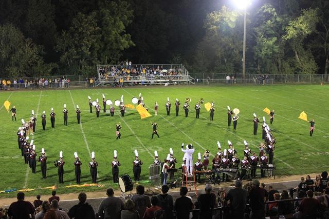 Band Halftime Show
