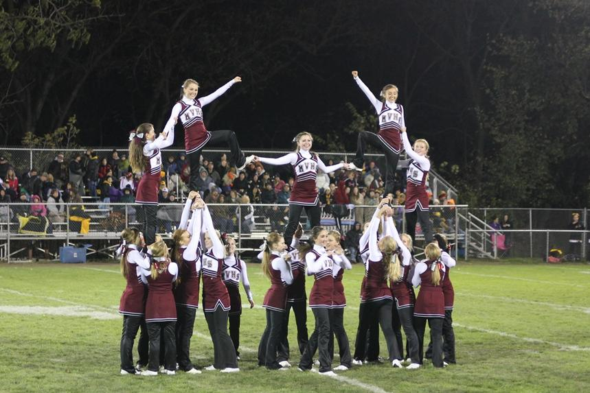 Cheerleading+Halftime+Show