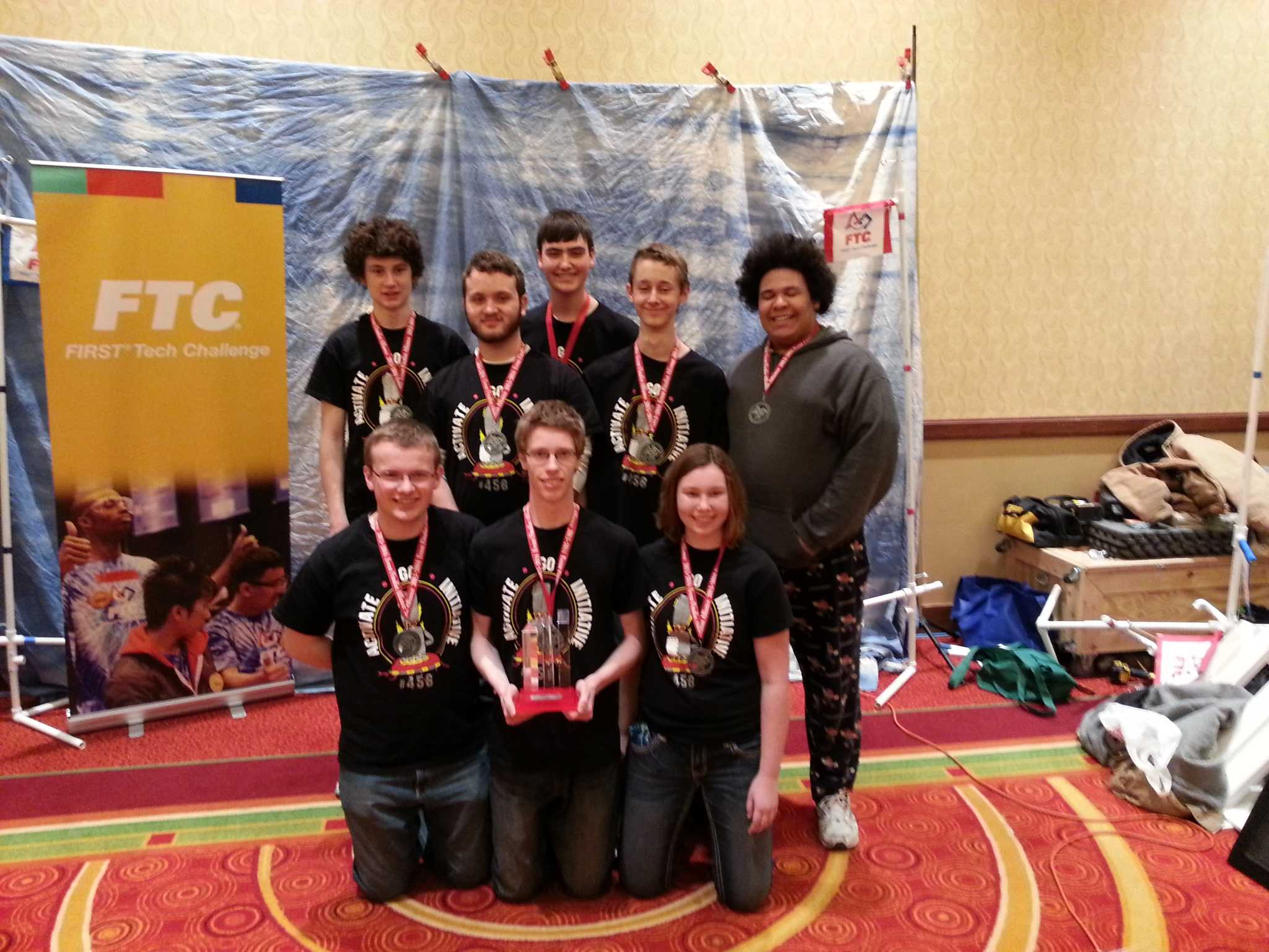 Team Activate Go Initiative Advances to Regional Tournament