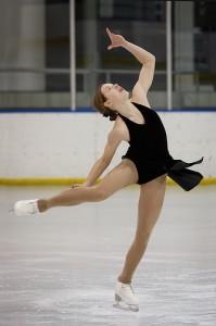 Emily spinning