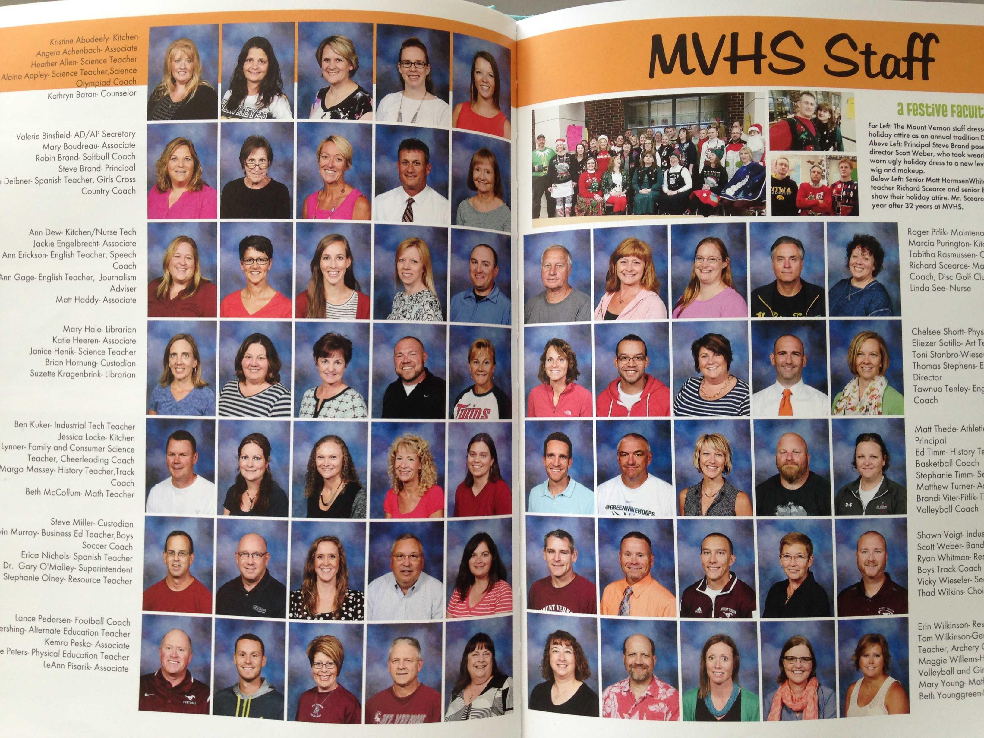Survey Reveals Favorite Teachers at MVHS