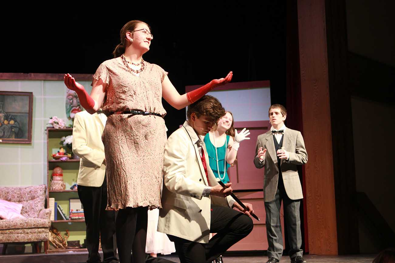 A Star in the Making: Jaeger Shines in the Fine Arts