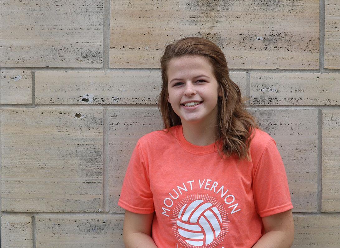 Lauren McCollum's sophomore summer experience