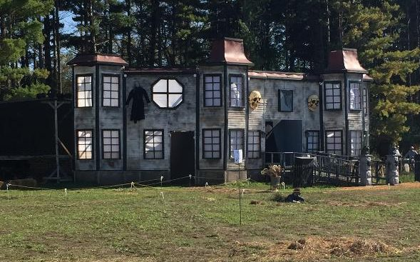 Haunted House in Linn County: Circle of Ash