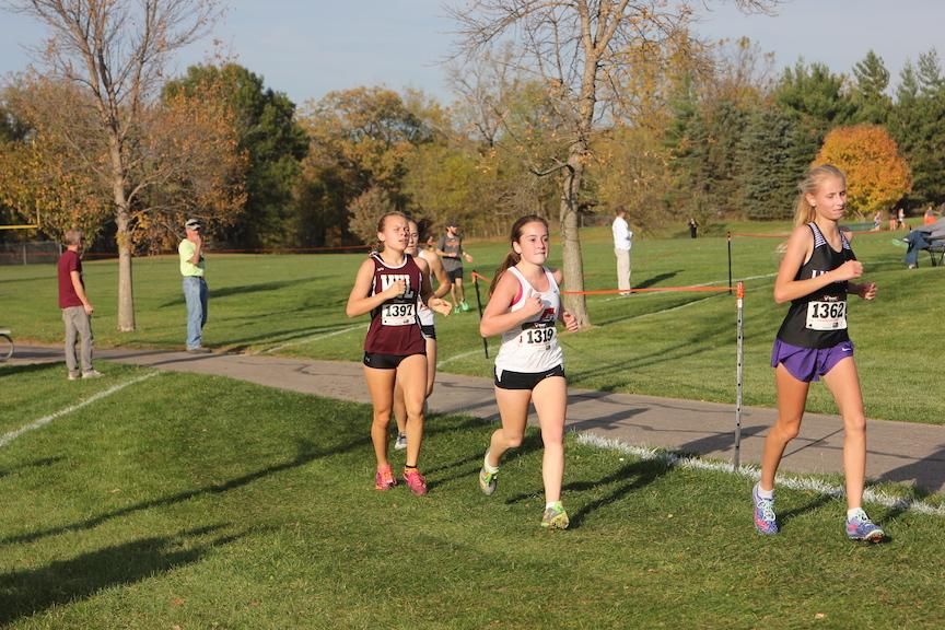 District Cross Country Photos