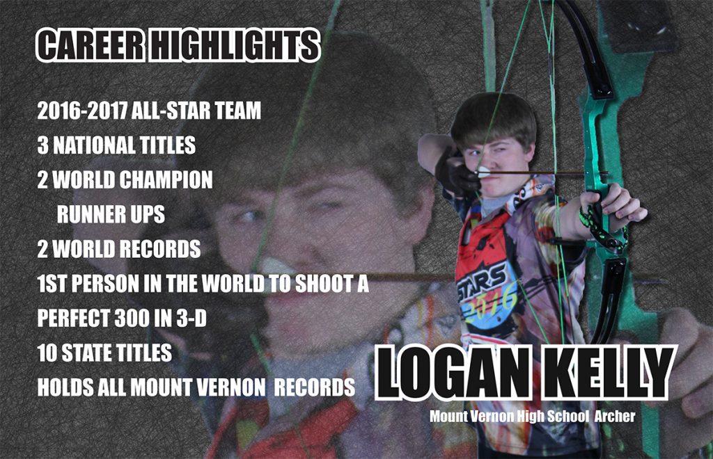 Logan Kelly: Champion Archer