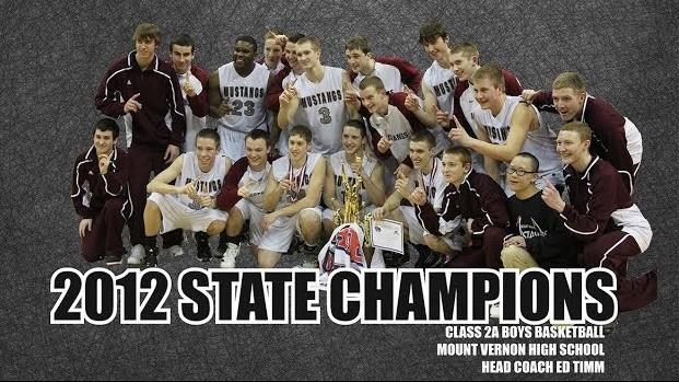 An Unforgettable Season: A Look Back at the 2012 Boys' Basketball State Champ Team