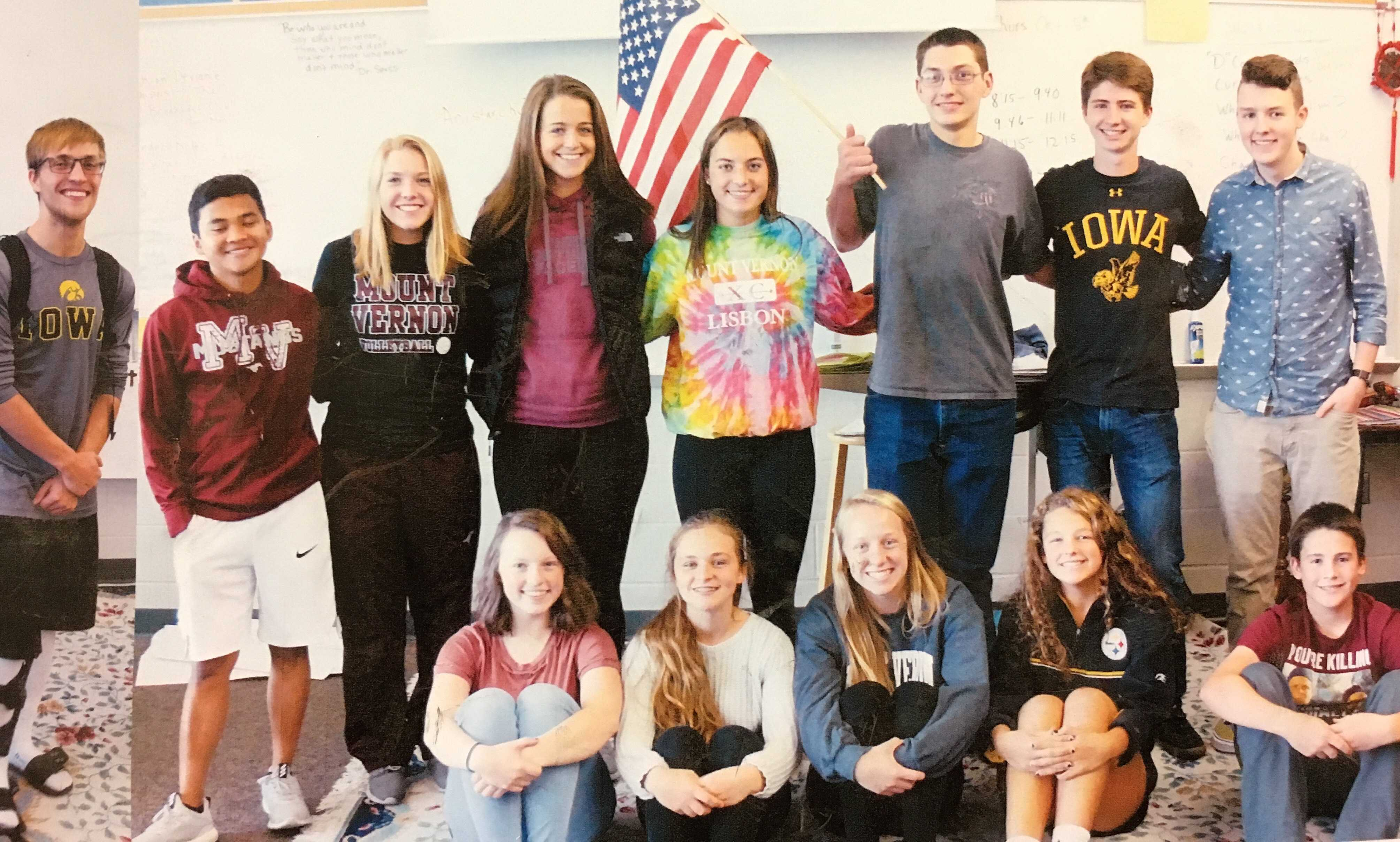 Successful Year for Student Council