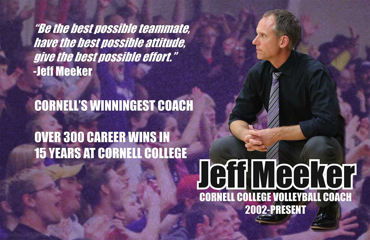 Cornell's Winningest Coach Encourages Team Through Collaboration, Attitude, and Effort