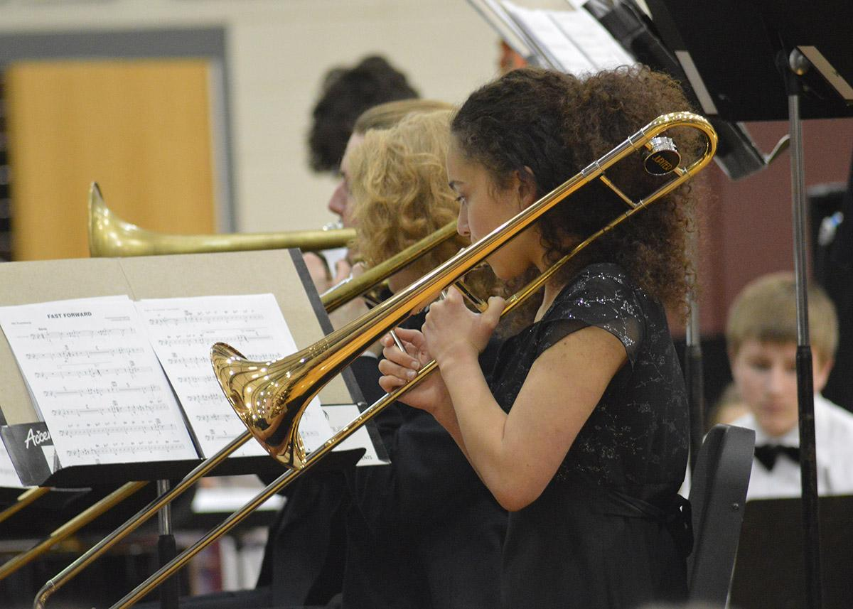 Students of All Ages Play at Festival of Bands