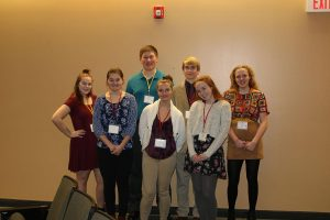 Academic Decathlon Team Places 3rd at State