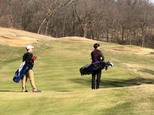 Golf Season Gets Off to a Slow Start