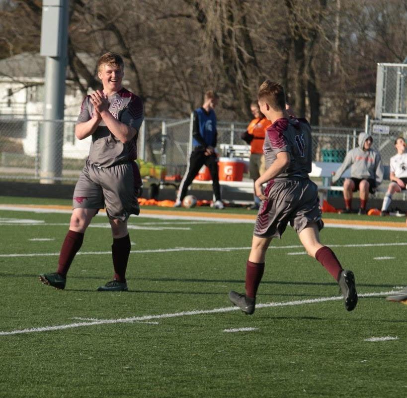 JV Boys Soccer v. Solon