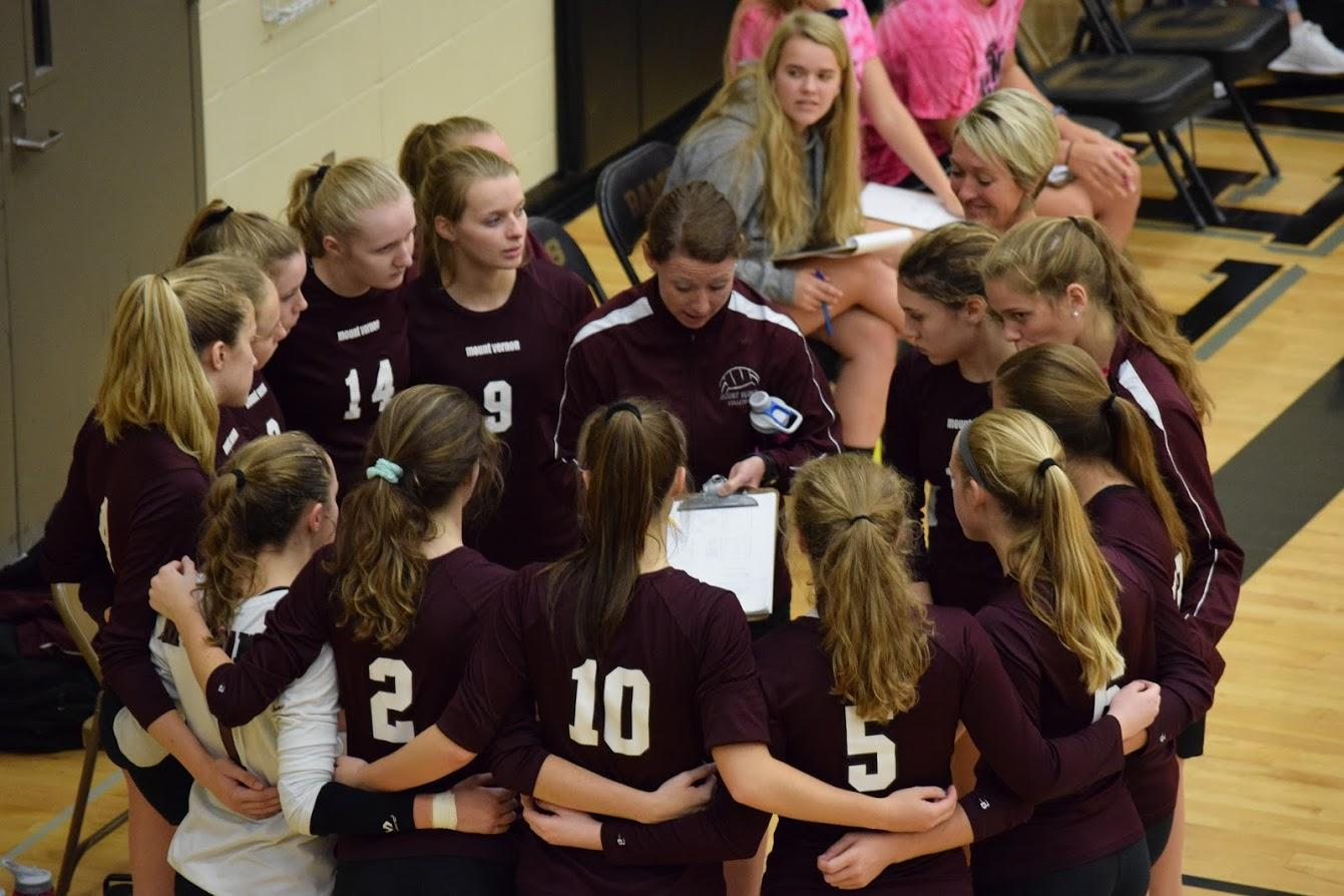 Mustang Volleyball: Team Travels