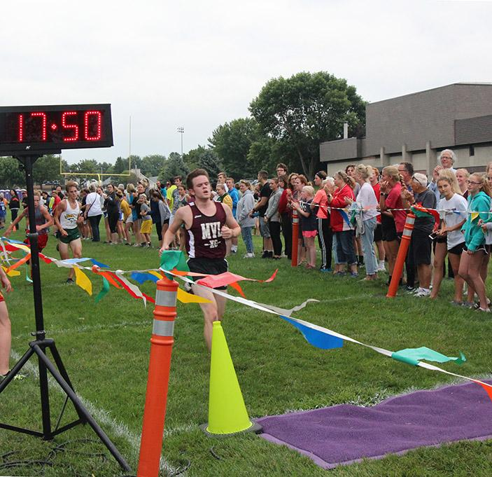 Cross Country Teams Compete At Conference Meet