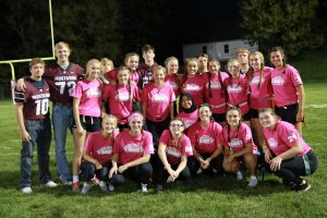 Freshman-Sophomore Football Team Beats Tipton