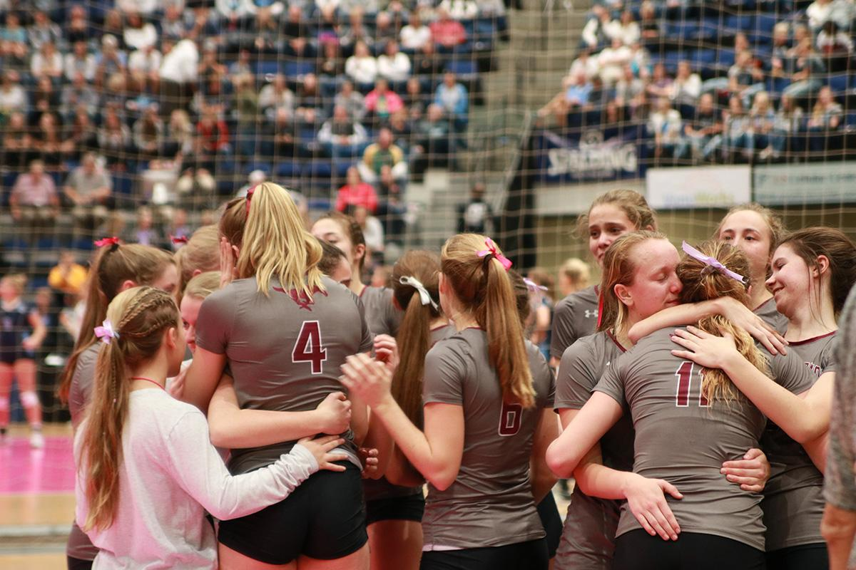 Mount Vernon Falls to Tipton in 3A State Volleyball Semifinals