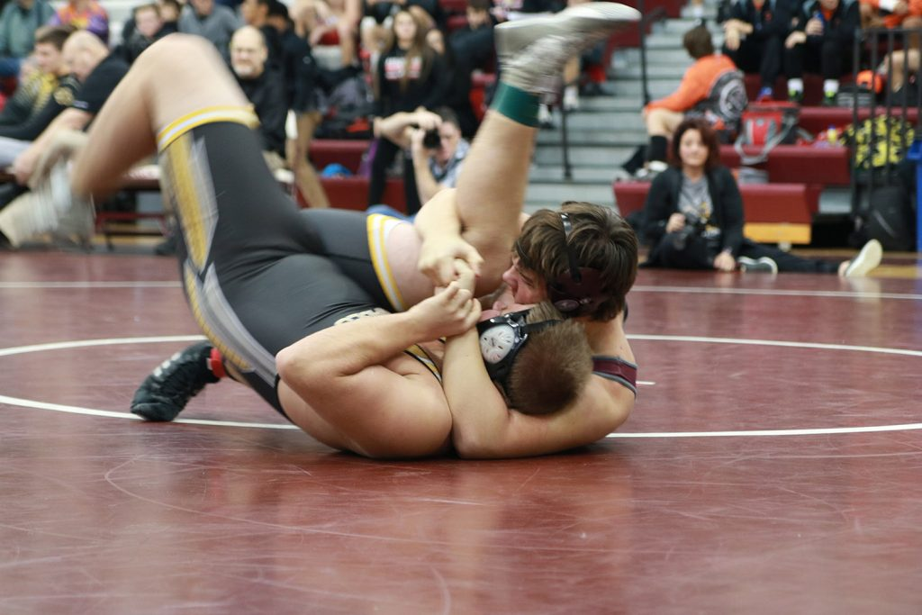 Mustang Wrestlers Earn Four Individual Championships at Invitational