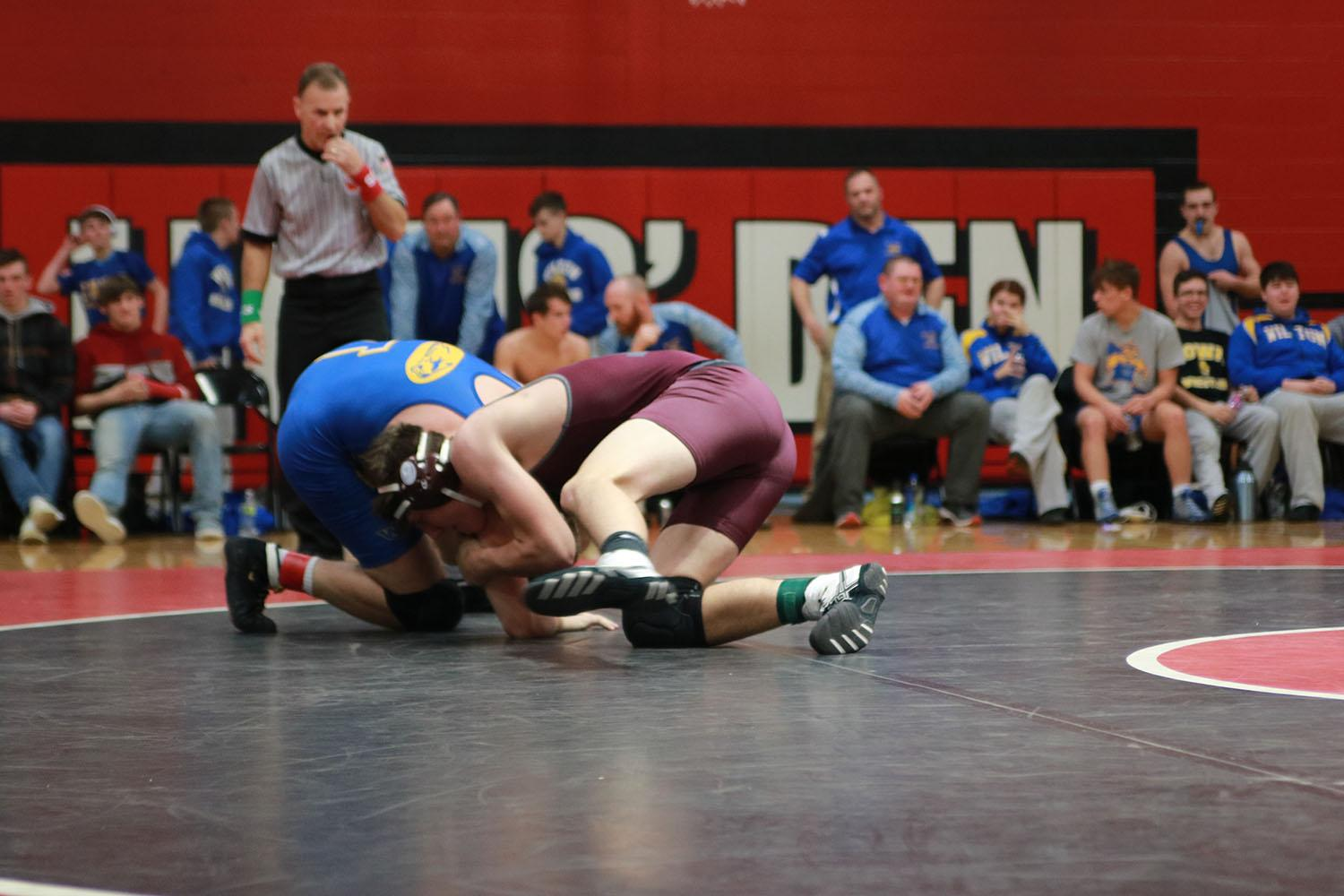 Lisbon Wrestling Invitational