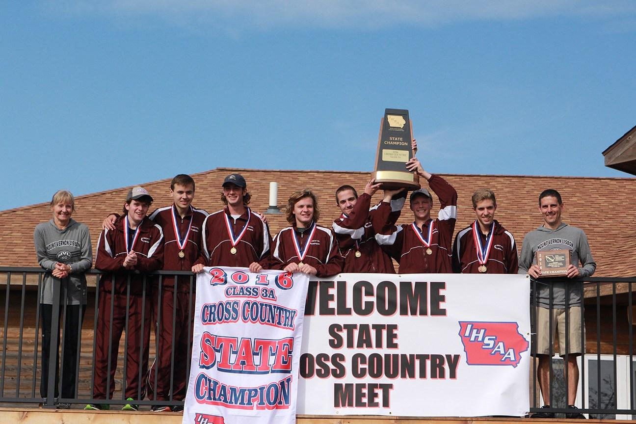 Back-to-Back State Cross Country Titles