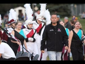 Marching Mustangs Debut 'Thunderstruck' Halftime Show