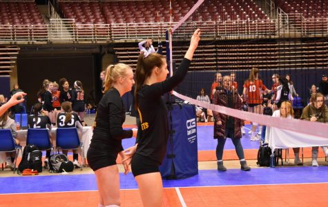 Club Volleyball Players Compete in St. Louis