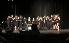 Lincoln Highway Jazz Choir Receives Division 1 at State Jazz