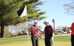 Boys Golf Caps Off Season