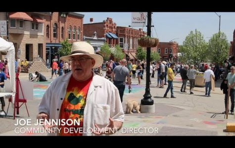 Video of Chalk the Walk 2019