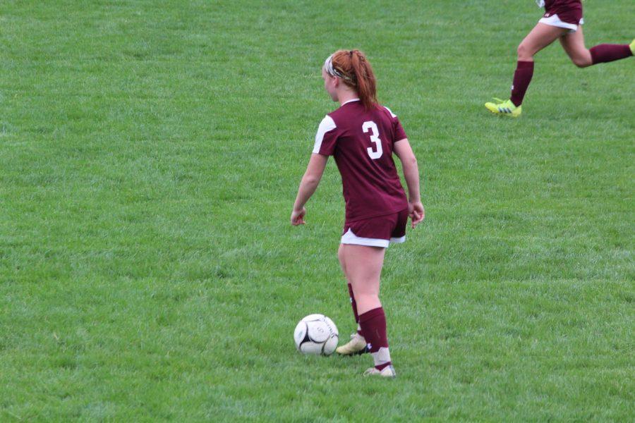 Girls Soccer Wins Regional Semifinal