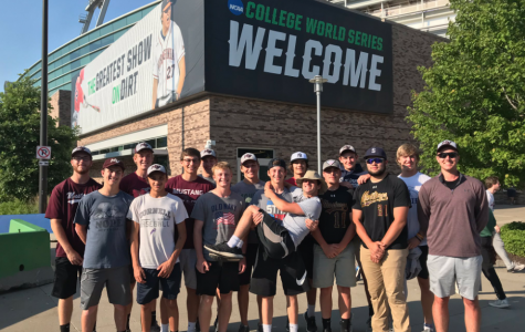 Mount Vernon Baseball Team Travels to College World Series