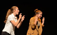 Fall Play – [Title Of Show] – Opens Tonight – Dress Rehearsal Photos