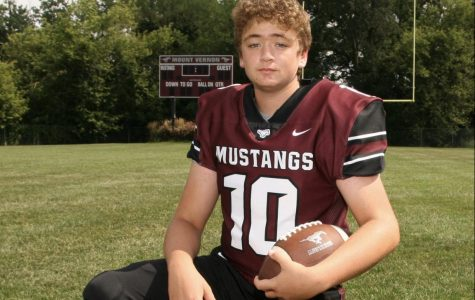 Varsity Quarterback Recovers from Baseball Injury