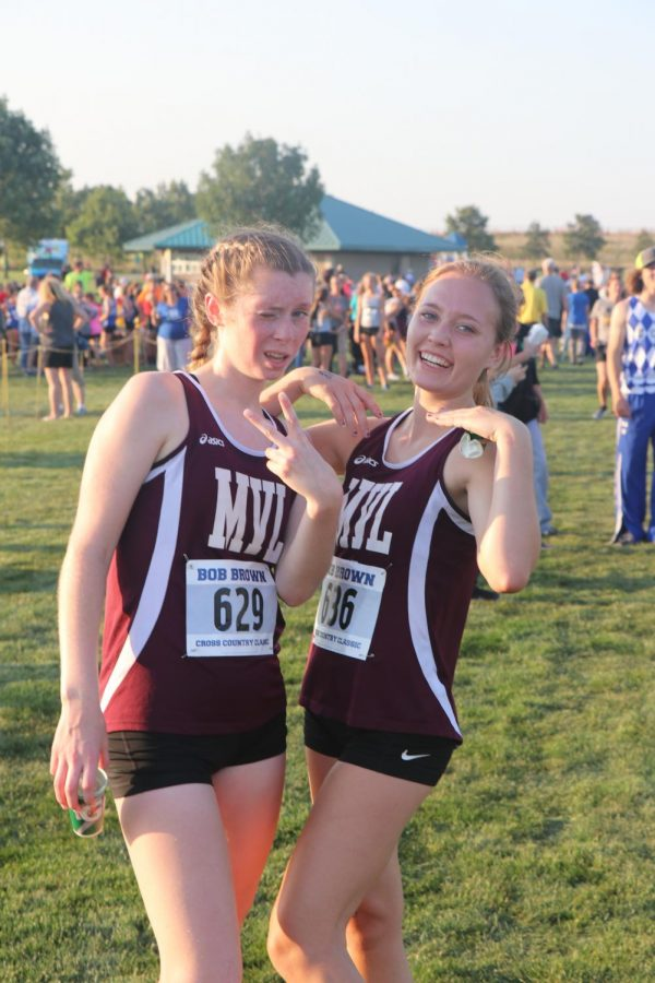 Mount Vernon-Lisbon XC: Iowa City Regina Meet