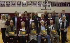 2019 Alumni Hall of Fame Members Honored at Assembly