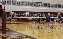 JV volleyball suffers close loss to Central Dewitt