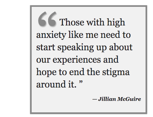 Sincerely, A Student with Anxiety