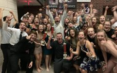 The Marching Mustangs Place First at Linn-Mar